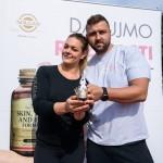 Sandra Perković i Edis Elkasević